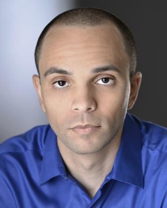 Lawrence Arthor Acting Headshot