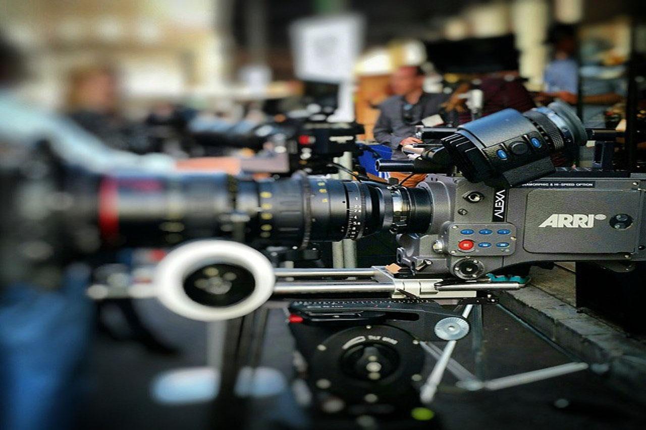 The Arri Alexa - Cine Gear Expo 2015